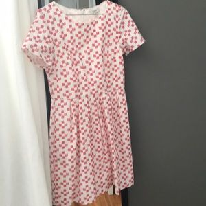 Madewell cotton summer dress